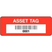 DuraGuard Stock Asset Tags