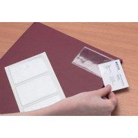 Transparent Self-Adhesive Vinyl Holders
