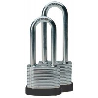Rust-Resistant, Tamper-Proof Tempered Steel Padlock