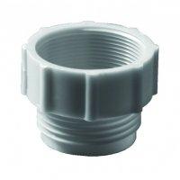 Plastic Threaded Barrel Adaptors