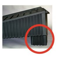 Height extender for Enpac hardcover spill pallet ramp