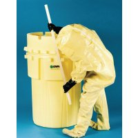 UN Rated UV-Protected Chemical Resistant Polyethylene Overpack