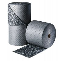 Dirt-Concealing Camouflage Sorbent Roll