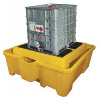 Effective premium IBC sump pallets