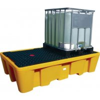 Economy Double & Single IMC Sump Spill Pallets