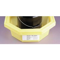 Spillage solution Enpac single drum tough spill trays
