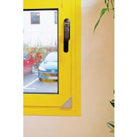 Self-Adhesive Window Corner Protection