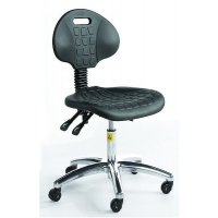 Hard-wearing polyurethane operating chair