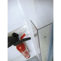 Clear wall corner protector