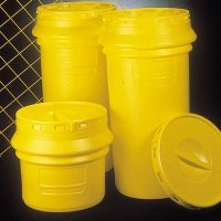 Hermetically Sealed Clinical Waste Containers