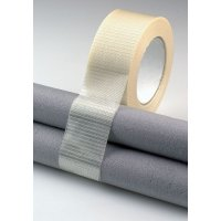 Extra strong crossweave glass fibre reinforced tapes