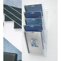 Multi-functional Combiboxx Literature Dispensers