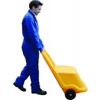 Wheeled Mobile De-Icing Grit Bin