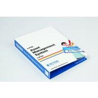 DuraGuard Asset Management System Replacement Folder, Pen & Label Roller