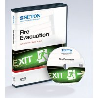 Highly Informative Fire Evacuation DVD