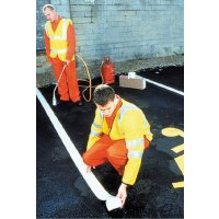 Clean Cut Flexiline Preformed Thermoplastic Road Marking Lines