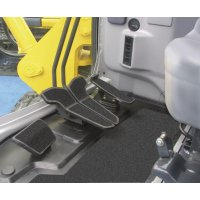 Heavy Duty Coarse Anti-Slip Surfacing Cleats For Manufacturing Environments