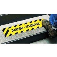Self-Adhesive Anti-Slip Message Treads