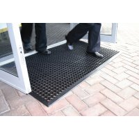 Hard-Wearing External Ramp Mat