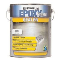 Epoxy Shield dust and moisture-resistant floor sealer