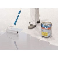 Epoxy Shield maximum durability gloss finish floor coating