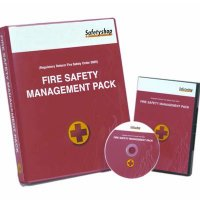 Fire Safety Pack Suitable for Managers and H&SOs