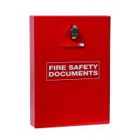 Savex Sturdy Fire Document Holder