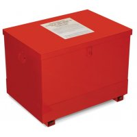 Lockable Flammable Substance Storage Chest