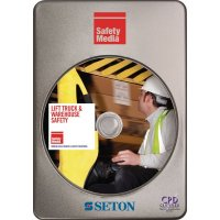 Lift Truck and Warehouse Safety Training DVD with Assessment Form