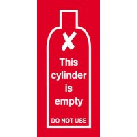 Useful Gas Cylinder Tags