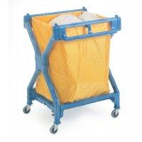 Lightweight Folding Laundry Trolley