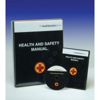 Comprehensive Health and Safety Manual with Companion CD-ROM