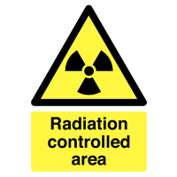 Essential Radiation Area Signs