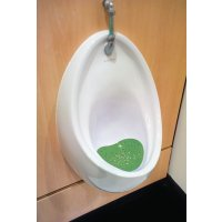 Fresh smelling Deoscreen urinal screens
