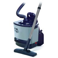 Numatic Ruc Sac Harness Vacuum Cleaner with Battery-Powered Option