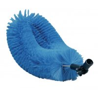 Useful and versatile pipe cleaning brushes