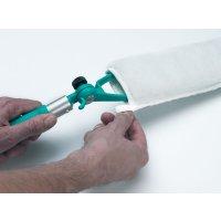 TTS Microfibre Short Handled Duster Frame
