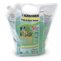 High performance Karcher pressure washer detergents