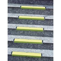 Low Maintenance Hi-Visibility Anti-Slip Stair Nosings