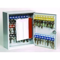 Chrome Deep System Key Cabinet