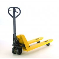 High-Visibility Braked Pallet Truck