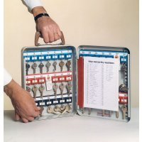 Setonsecure Durable Portable Key Cabinet in Three Sizes