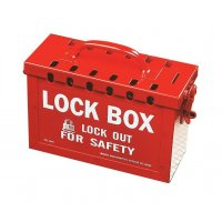 Steel Lock Boxes