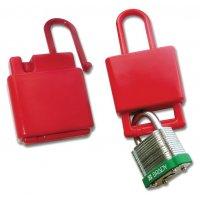 Non-Conductive Highly Durable Lockout Hasp
