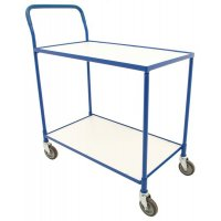 Versatile Use Standard 2 Tier Trolley