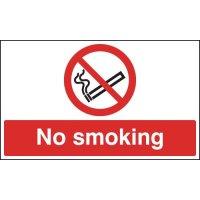 Anti-Slip Floor Signs – No Smoking