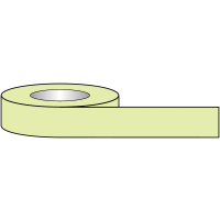 Glow-in-the-Dark Self-Adhesive Safety Marking Tape