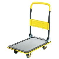 High quality deluxe folding platform trolleys