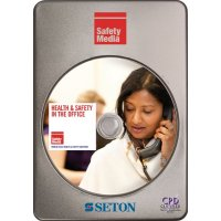 Health and Safety in the Office Staff Training DVD with Assessment Forms