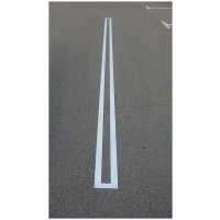 Foldable Straight Line Parking Stencil
